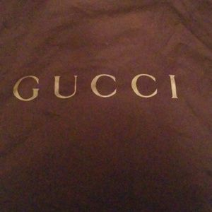 Gucci Other - Gucci duster bag used once